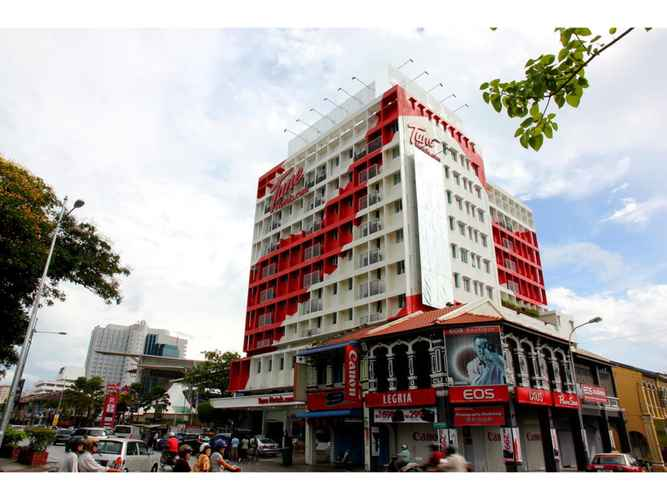 EXTERIOR_BUILDING Tune Hotel Georgetown Penang