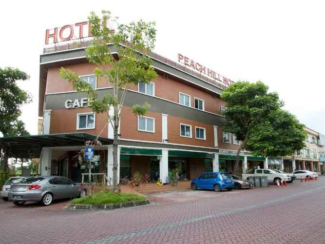 EXTERIOR_BUILDING PEACHILL HOTEL & CAFE