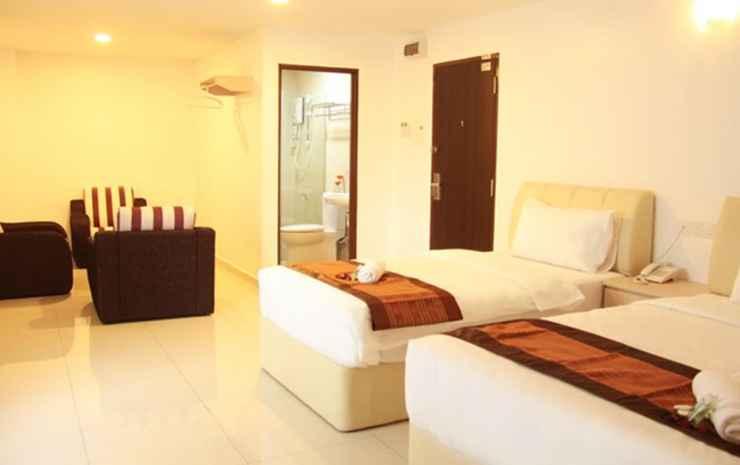 PEACHILL HOTEL & CAFE Johor - Executive Suite Room