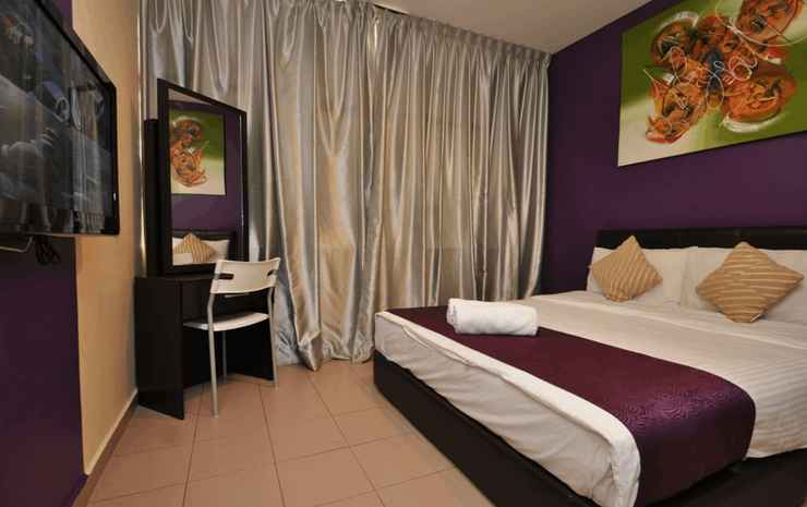 Biz Hotel Batu Pahat Johor - Family Deluxe Room