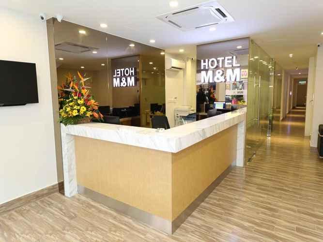 LOBBY M&M Hotel @ KL Sentral