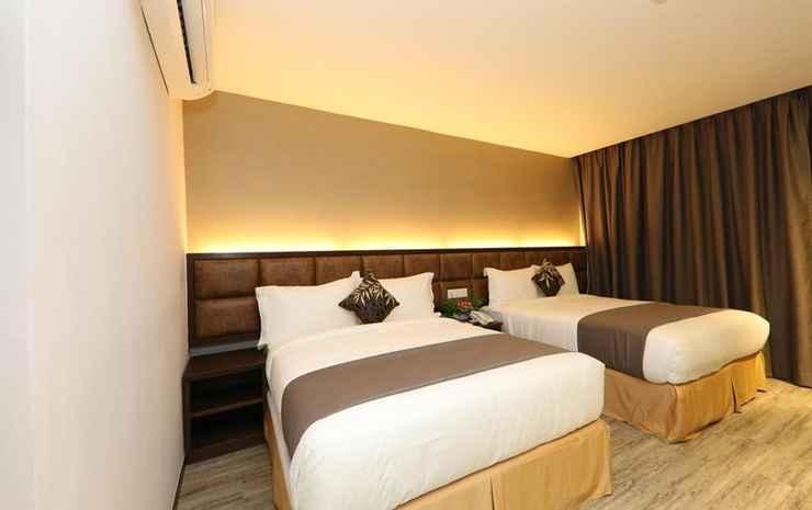 M&M Hotel @ KL Sentral Kuala Lumpur - Family Triple
