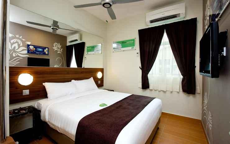 Tune Hotel Danga Bay Johor - Kamar Double
