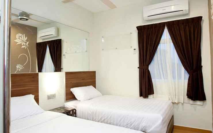 Tune Hotel Danga Bay Johor - Kamar Twin