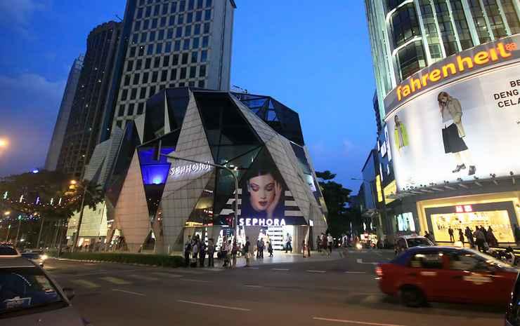 Mowu Suites @ Bukit Bintang Kuala Lumpur -