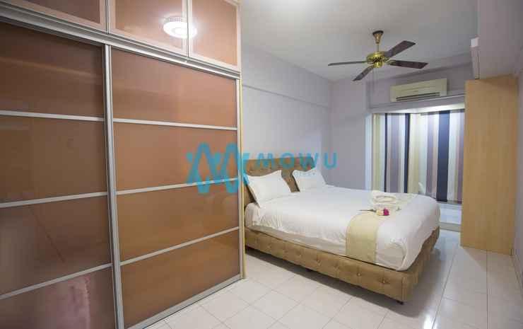 Mowu Suites @ Bukit Bintang Kuala Lumpur - 4 Bedrooms Apartment