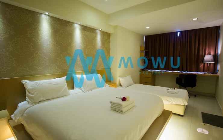 Mowu Suites @ Bukit Bintang Kuala Lumpur - 2 Bedroom Premier Suite