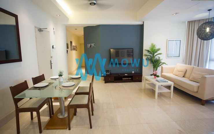 Mowu Suites @ Bukit Bintang Kuala Lumpur - 2-Bedroom Suite