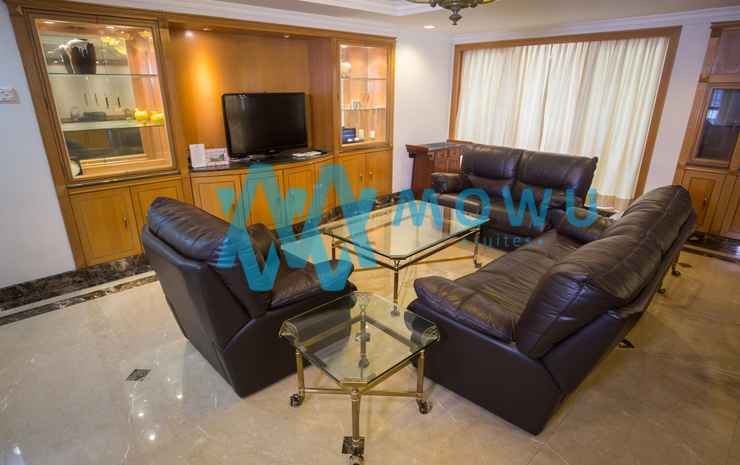 Mowu Suites @ Bukit Bintang Kuala Lumpur - Executive Club