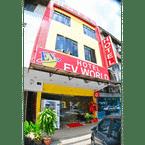 EXTERIOR_BUILDING Hotel Zamburger Subang Jaya
