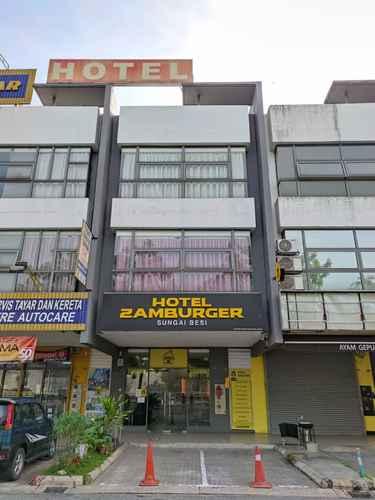 EXTERIOR_BUILDING Hotel Zamburger Sungai Besi