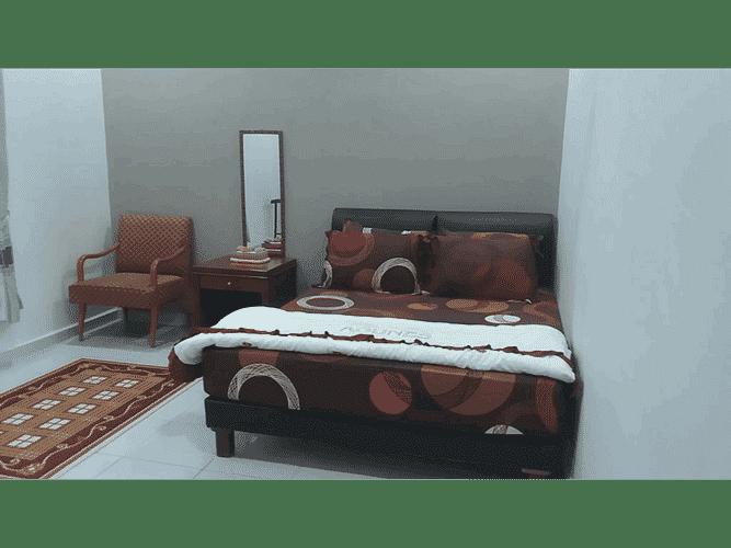 BEDROOM Homestay AmniDina - Rumah Amni