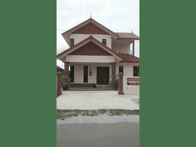 EXTERIOR_BUILDING Homestay AmniDina - Rumah Amni