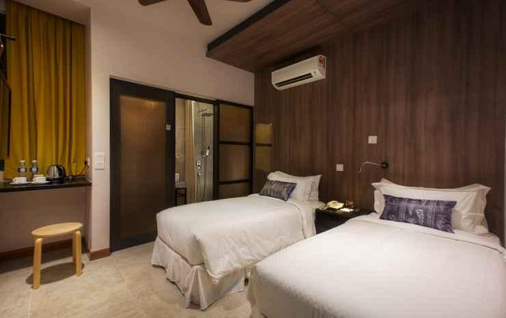 Hotel Twenty 8B Kuala Lumpur - Twin Room