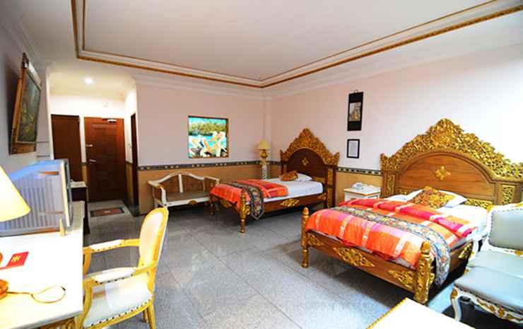 BEDROOM Seruni Hotel Gunung Gede