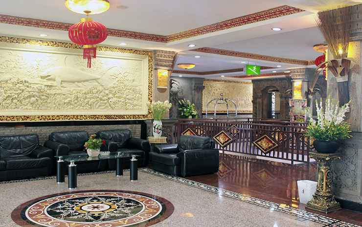 LOBBY Seruni Hotel Gunung Gede