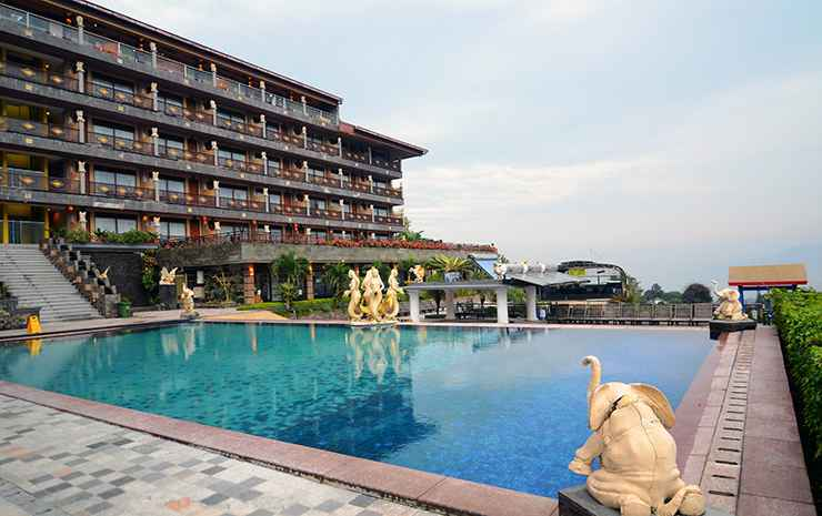 Seruni Hotel Gunung Gede Puncak Low Rates 2020 Traveloka