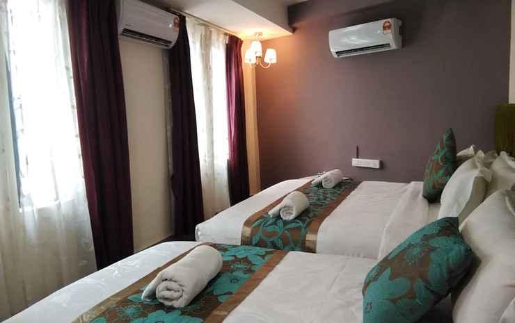 77 Boutique Hotel Kuala Lumpur - Family Room