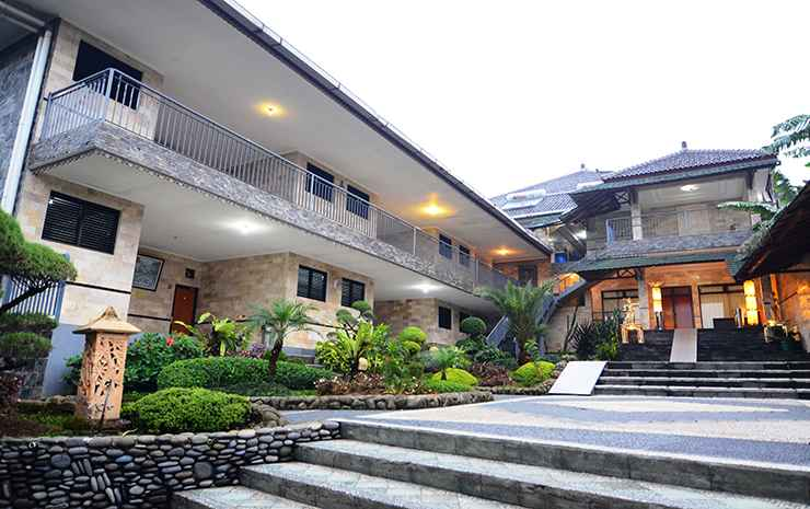 EXTERIOR_BUILDING Seruni Hotel Gunung Pangrango