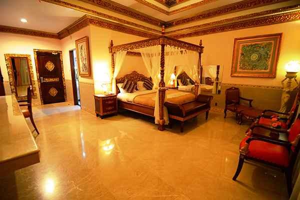 BEDROOM Seruni Hotel Gunung Salak