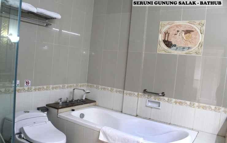 Seruni Hotel Gunung Salak Bogor - Suite Room