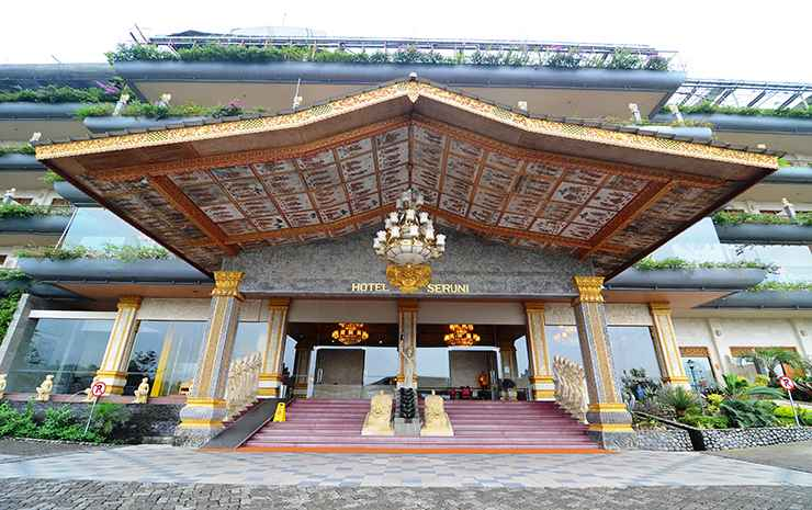 LOBBY Seruni Hotel Gunung Salak