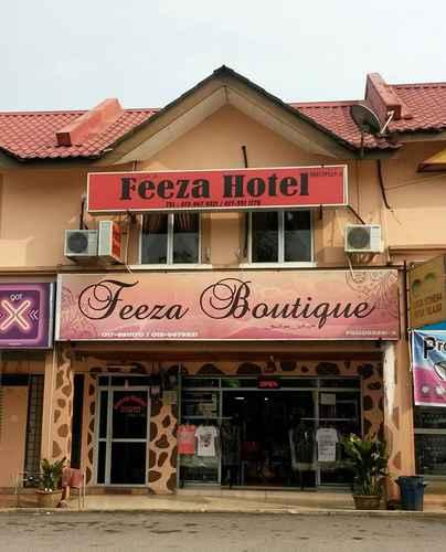 EXTERIOR_BUILDING Feeza Hotel