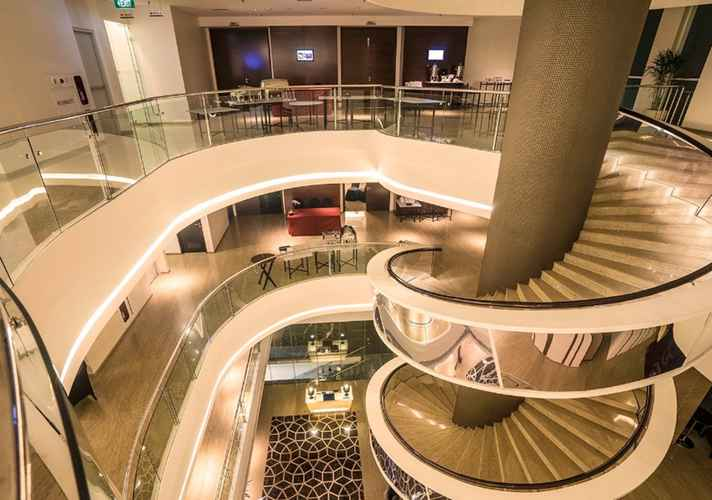 FUNCTIONAL_HALL JS Luwansa Hotel And Convention Center