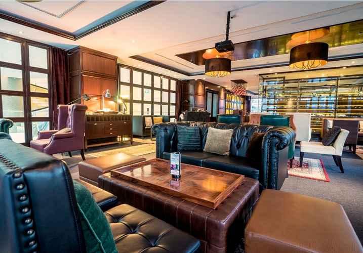 BAR_CAFE_LOUNGE JS Luwansa Hotel And Convention Center