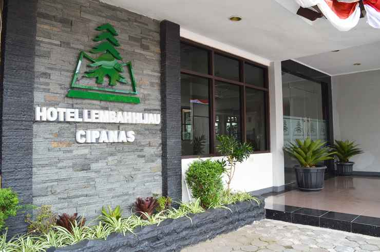 EXTERIOR_BUILDING Lembah Hijau Cipanas Hotel