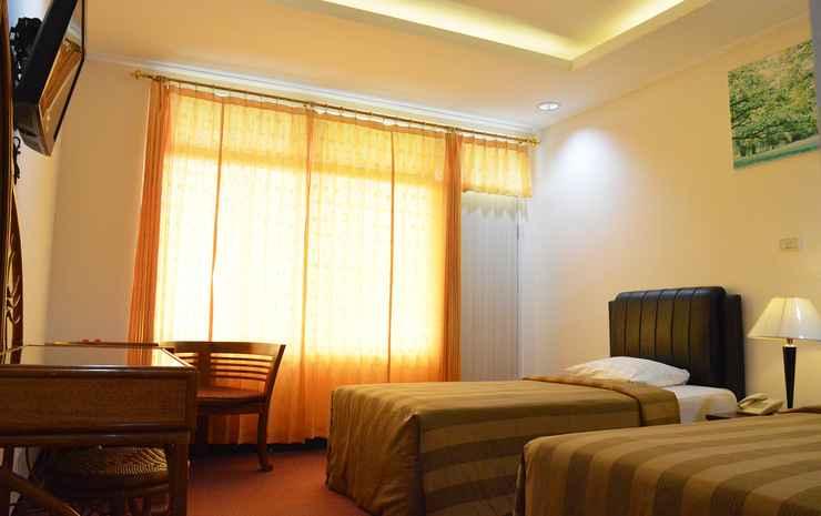 Lembah Hijau Cipanas Hotel Puncak - Deluxe Twin Bed