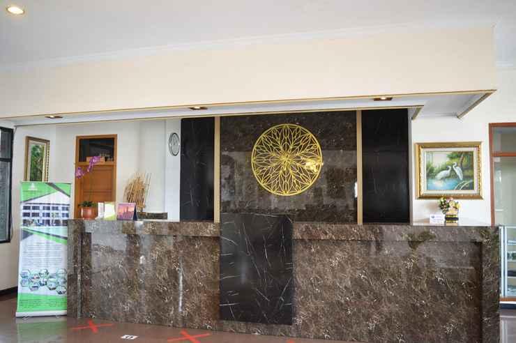 LOBBY Lembah Hijau Cipanas Hotel