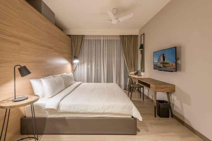 BEDROOM Jinhold Hotel & Serviced Apartment