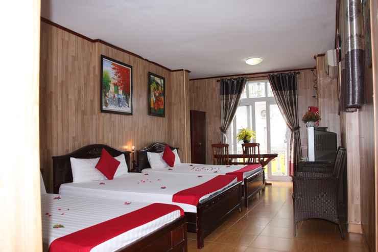 LOBBY Khách sạn Hanoi Oriental