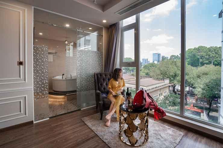 BEDROOM Cicilia Saigon Hotels & Spa