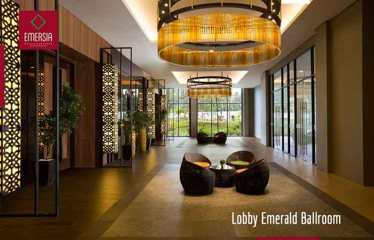 LOBBY Emersia Hotel And Resort Batusangkar