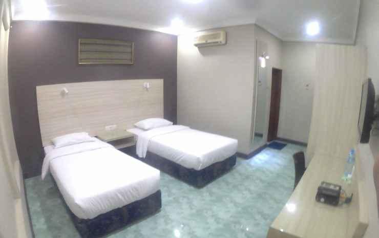 Hotel Nusantara Pontianak Pontianak - Executive twin