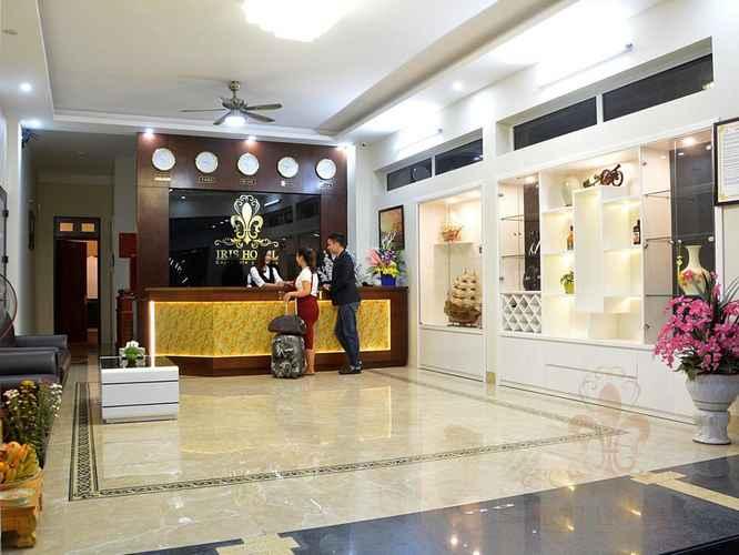 LOBBY Khách sạn Iris Ha Long