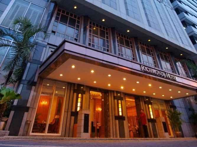 EXTERIOR_BUILDING Richmonde Hotel Ortigas
