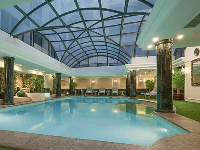 SWIMMING_POOL Richmonde Hotel Ortigas