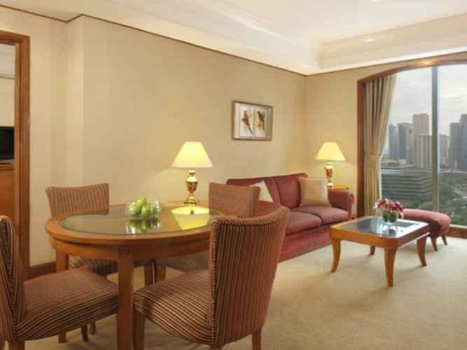 BEDROOM Richmonde Hotel Ortigas