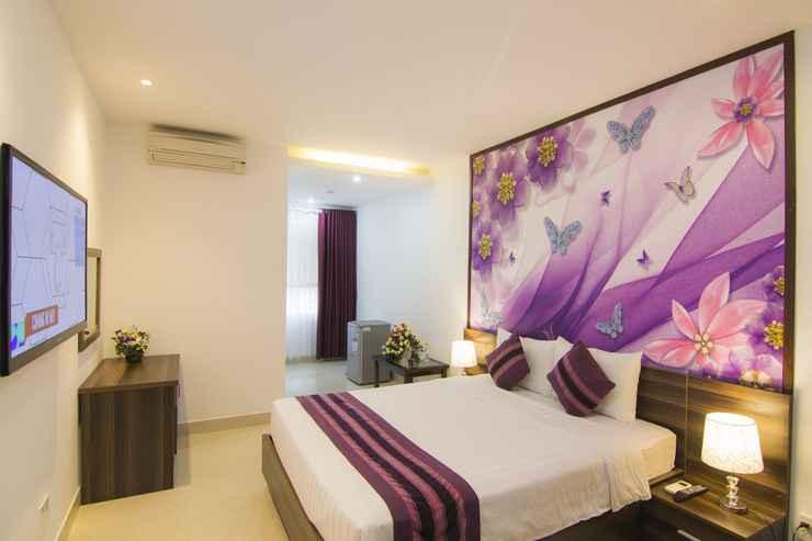 BEDROOM Ngoc Linh Luxury Hotel