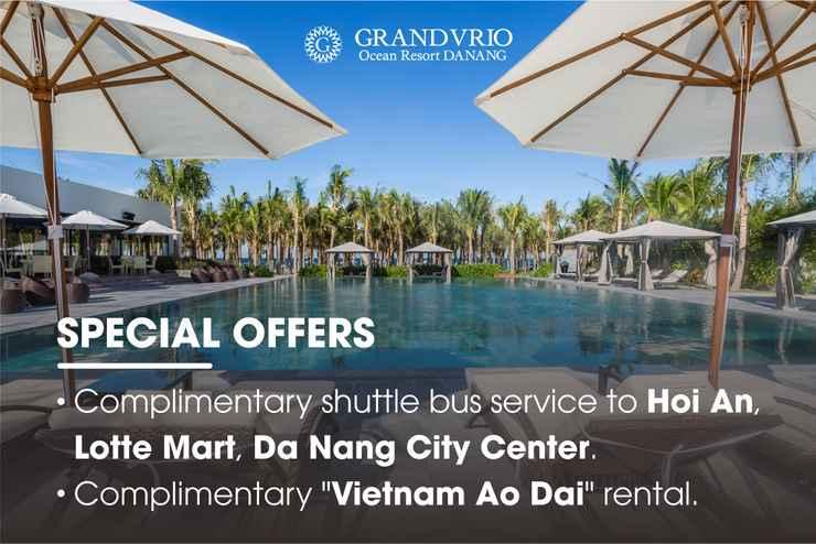 SWIMMING_POOL Grandvrio Ocean Resort Danang