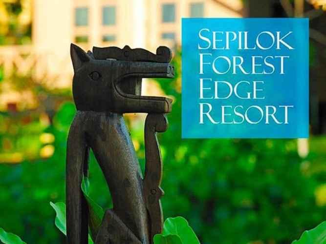 EXTERIOR_BUILDING Sepilok Forest Edge Resort