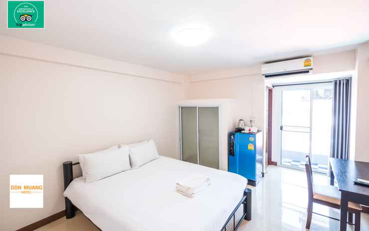 Don Muang Hotel Bangkok - DOUBLE ROOM WITH SHOWER (5th Floor & No Lift)