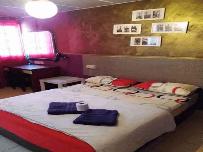 BEDROOM City Inn Hotel