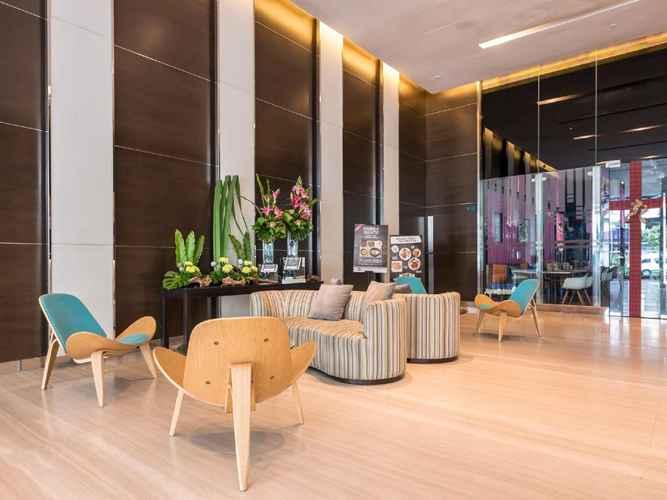 LOBBY Ramada Suites by Wyndham Kuala Lumpur City Centre