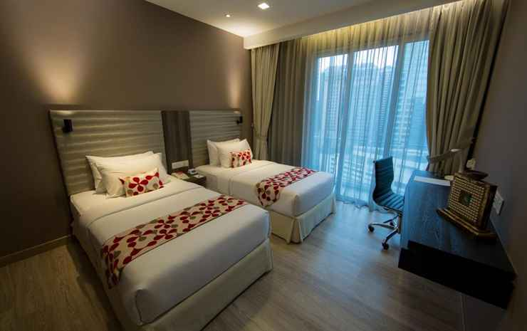 Ramada Suites by Wyndham Kuala Lumpur City Centre Kuala Lumpur - Twin Executive Studio