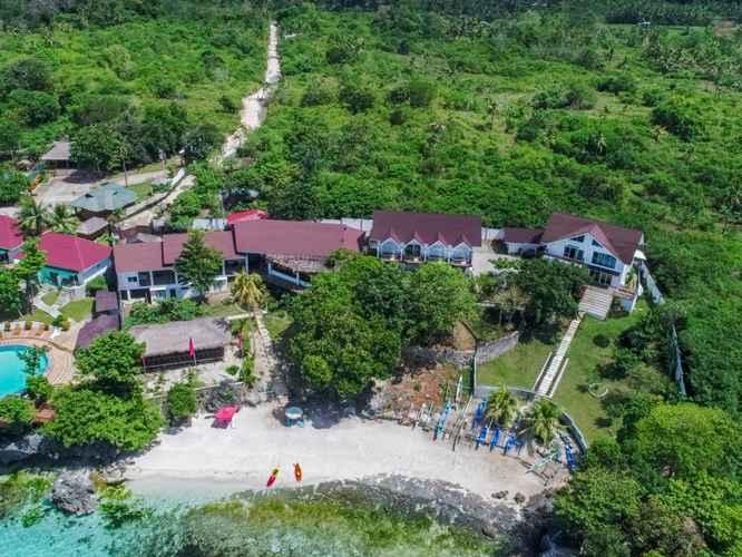EXTERIOR_BUILDING Anda Cove Beach Retreat Resort