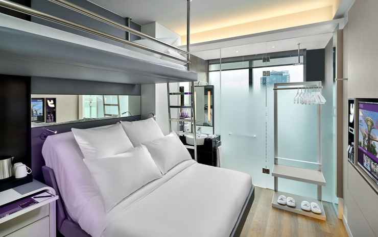 YOTEL Singapore Orchard Road Singapore - Premium Queen with Bunk